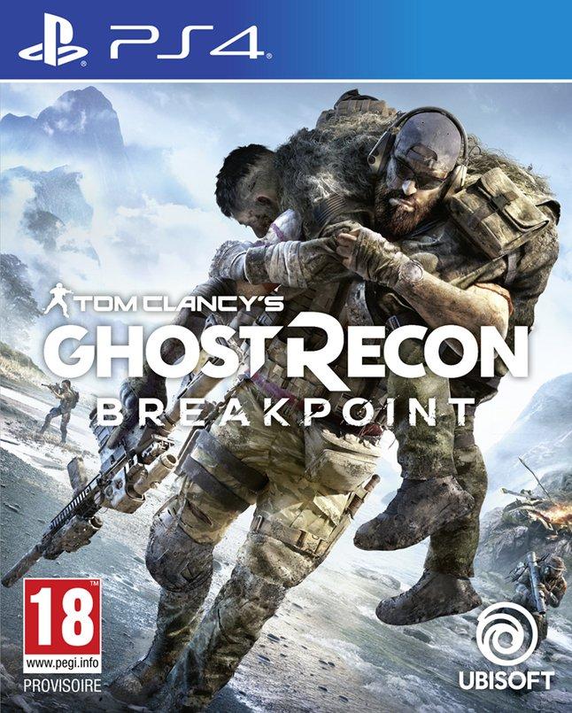 Image pour PS4 Tom Clancy's Ghost Recon Breakpoint FR/ANG à partir de ColliShop