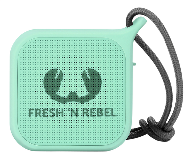 Afbeelding van Fresh 'n Rebel Bluetooth luidspreker Pebble Peppermint from ColliShop