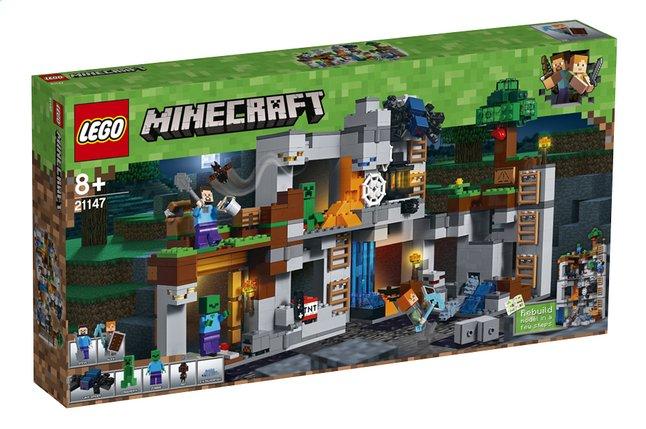 Afbeelding van LEGO Minecraft 21147 De Bedrock avonturen from ColliShop