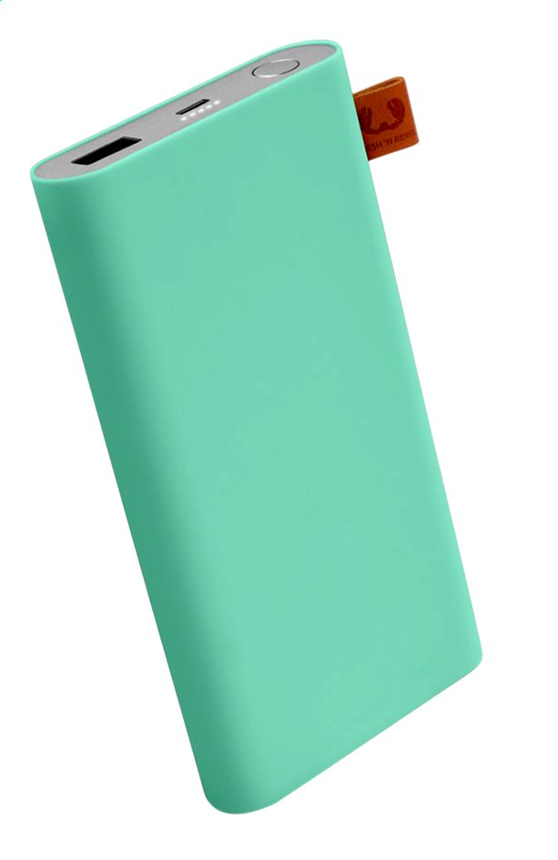 Afbeelding van Fresh 'n Rebel lader Powerbank 6000 mAh Peppermint from ColliShop