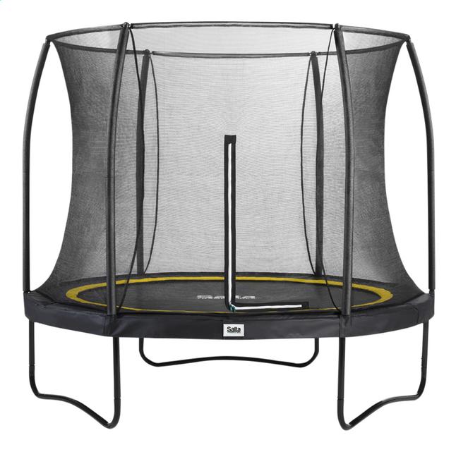 Salta trampolineset Comfort Edition Ø 2,13 m zwart
