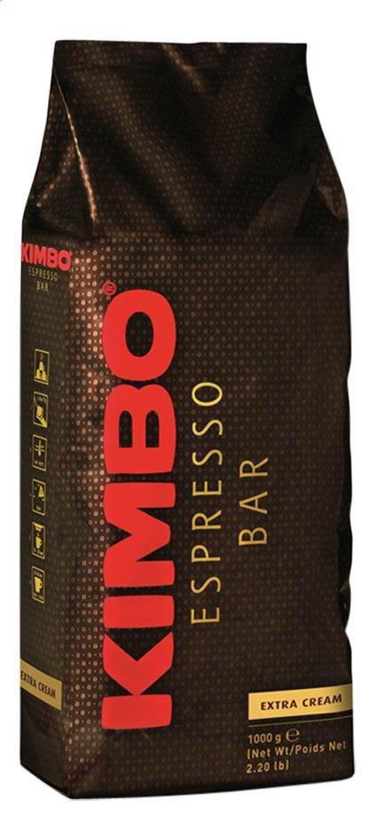 Image pour Kimbo Café en grains Extra Cream espresso 1 kg à partir de ColliShop