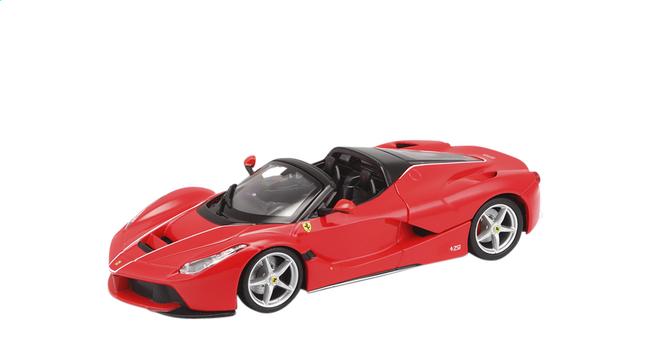 Image pour Bburago voiture Ferrari Race & Play LaFerrari Aperta à partir de ColliShop