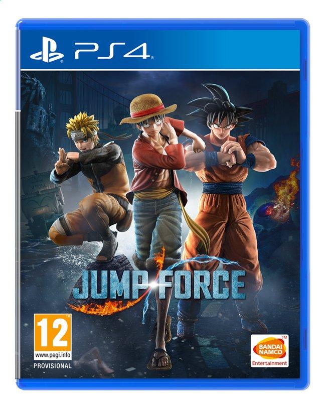 Image pour PS4 Jump Force FR à partir de ColliShop