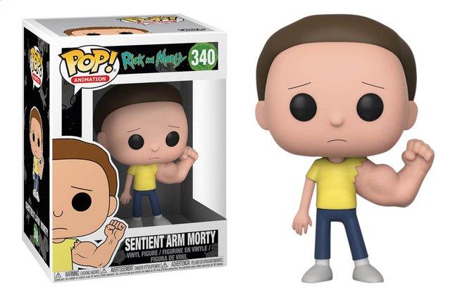 Image pour Funko Pop! figurine Rick and Morty - Sentient Arm Morty à partir de ColliShop