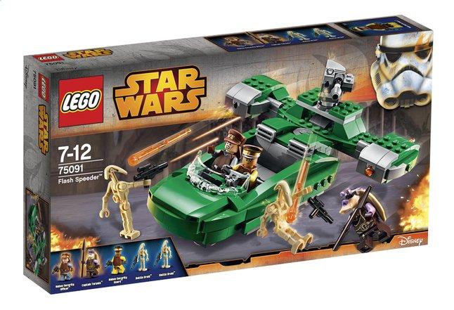 Afbeelding van LEGO Star Wars 75091 Flash Speeder from ColliShop