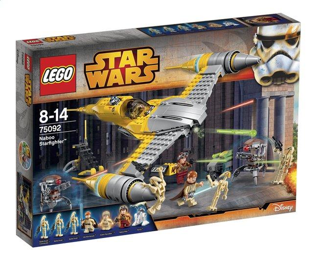 Image pour LEGO Star Wars 75092 Naboo Starfighter à partir de ColliShop
