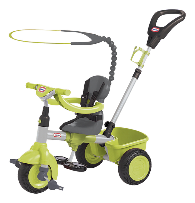 Afbeelding van Little Tikes driewieler 4-in-1 lime from ColliShop