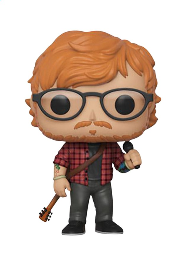 06d5edc091f Funko Pop Figuur Ed Sheeran Collishop - afbeelding van funko pop figuur ed  sheeran from collishop