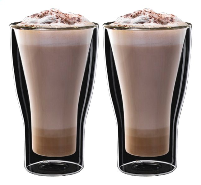 Afbeelding van Luigi Bormioli 2 thermoglazen Latte Macchiato 34 cl from ColliShop