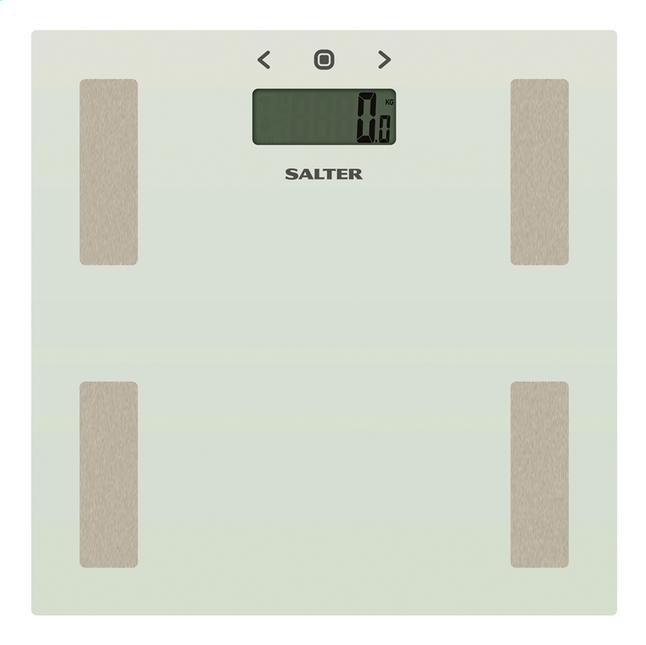 Salter Pèse-personne/impédancemètre 9193 WH3R blanc