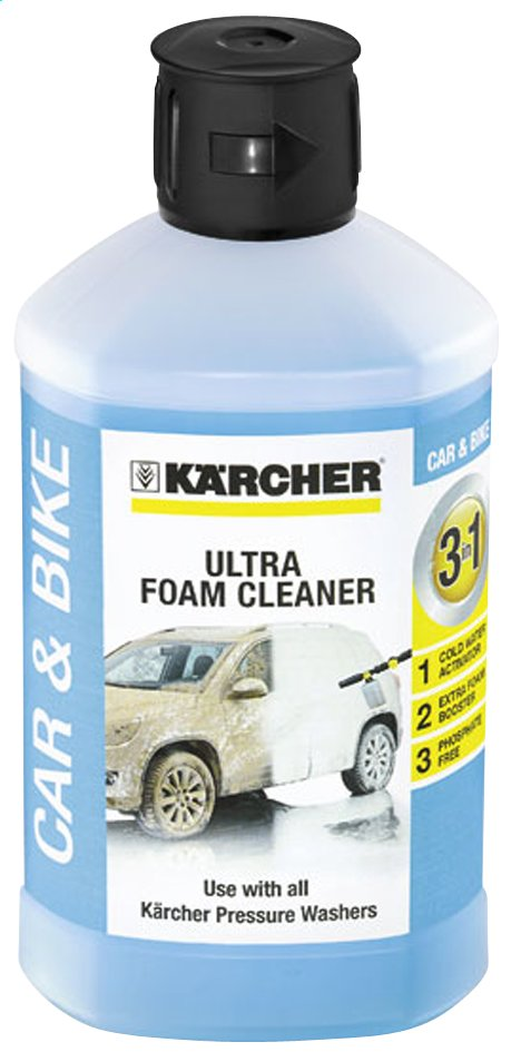 Image pour Kärcher Ultra Foam Cleaner 1 l à partir de ColliShop