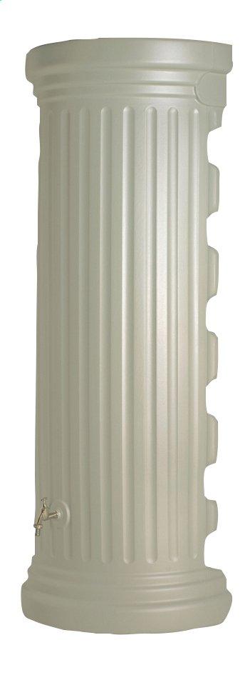 Image pour Garantia Tonneau de pluie mural Colonne romaine sable 550 l à partir de ColliShop