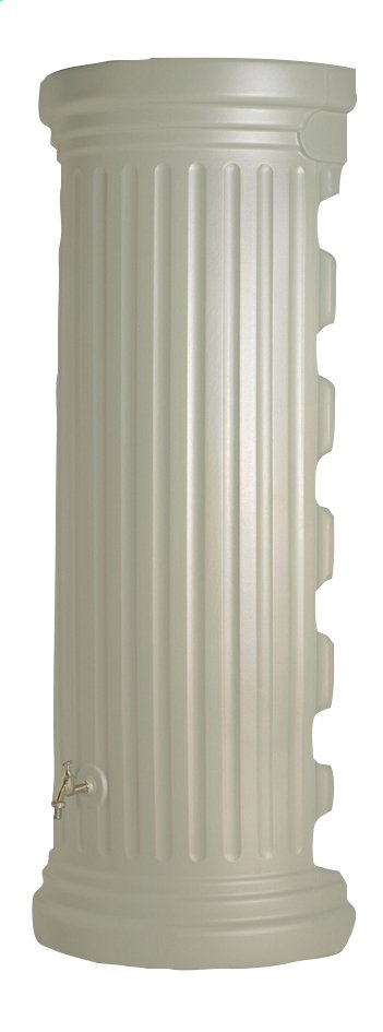 Afbeelding van Garantia Regenton muurmodel Romeinse kolom zand 330 l from ColliShop