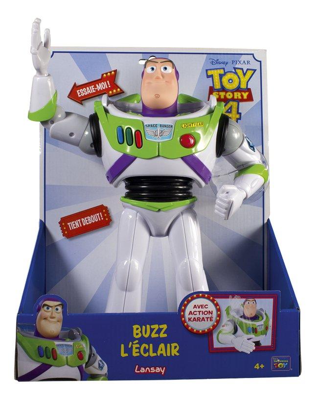 Toy Story 4 figurine Buzz l'Éclair Action Karaté