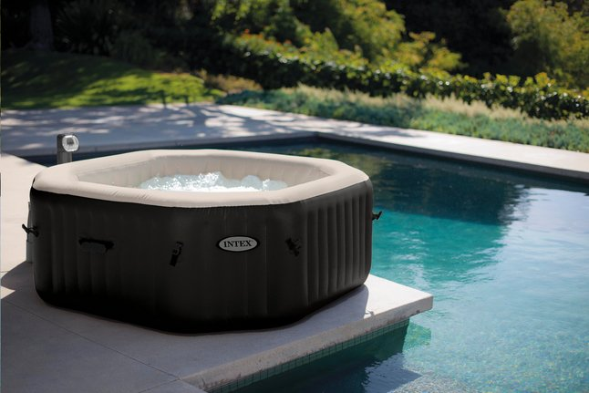 Afbeelding van Intex jacuzzi PureSpa Jet & Bubble Deluxe 4 personen from ColliShop