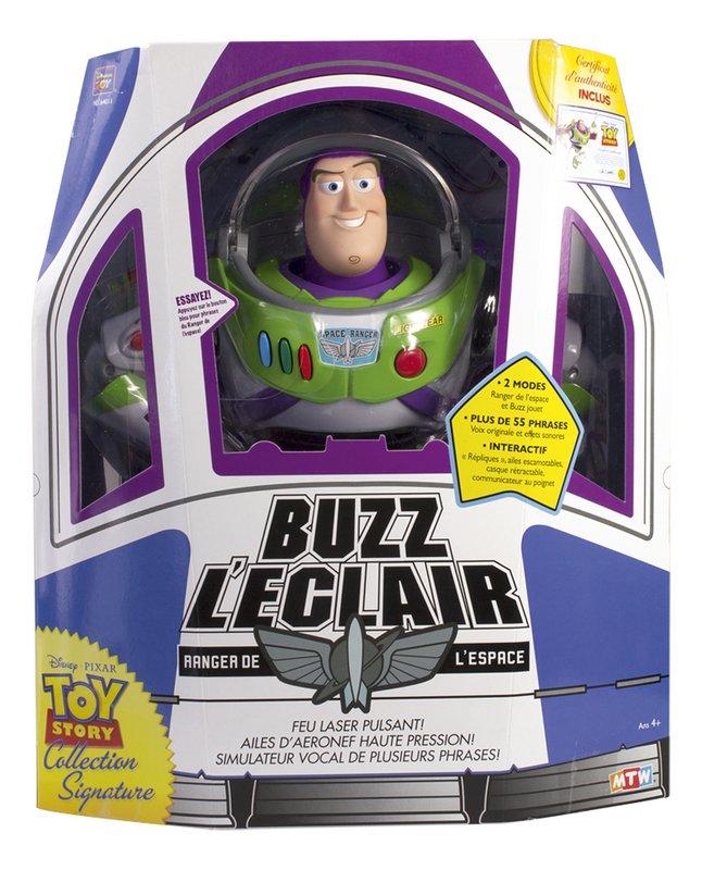 Image pour Figurine interactive Toy Story 4 Buzz L'Eclair Ranger de l'espace à partir de ColliShop