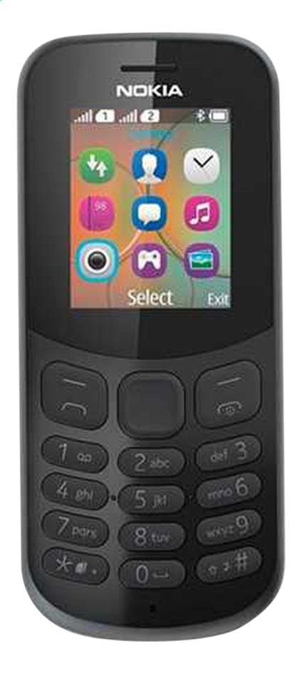 Nokia GSM 130 Kesa noir