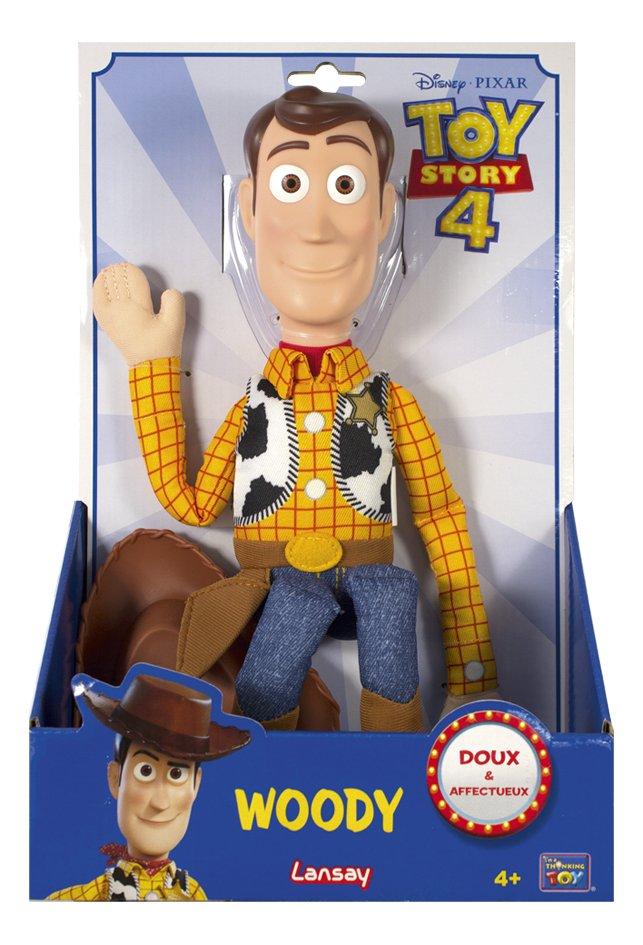 Image pour Toy Story 4 figurine Woody à partir de ColliShop