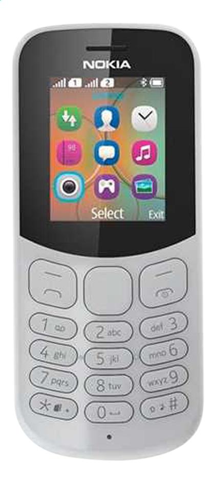 Nokia GSM 130 Kesa gris