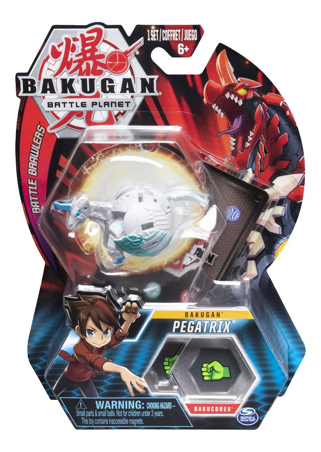 Afbeelding van Bakugan Core Ball Pack - Pegatrix from ColliShop