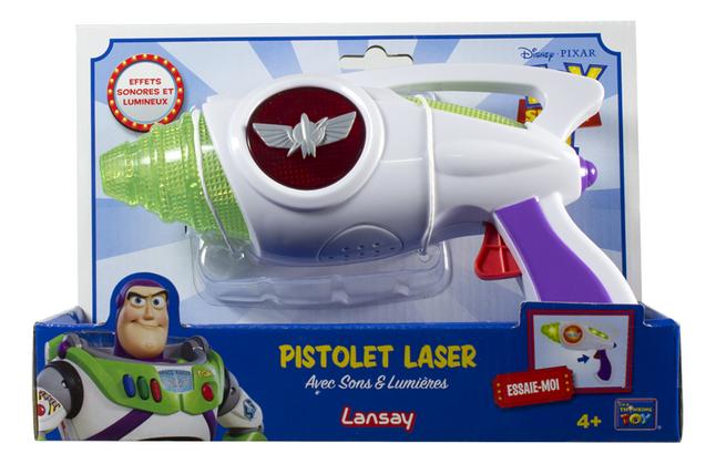 Toy Story 4 pistolet laser Buzz