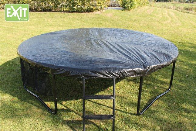 Afbeelding van EXIT beschermhoes voor trampoline 305 cm from ColliShop