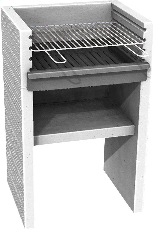 Image pour Venit barbecue au charbon de bois Flex L 60 x H 95 cm à partir de ColliShop