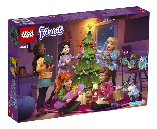 Image pour LEGO Friends 41353 Le calendrier de l'Avent à partir de ColliShop