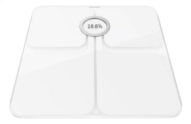 Image pour Fitbit pèse-personne Aria 2 blanc à partir de ColliShop