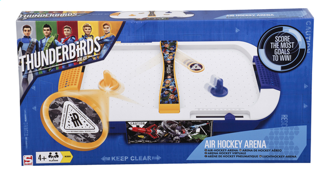 Afbeelding van Airhockeytafel Thunderbirds are Go from ColliShop