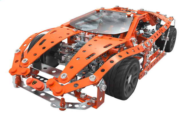 Afbeelding van Meccano Lamborghini Aventador from ColliShop
