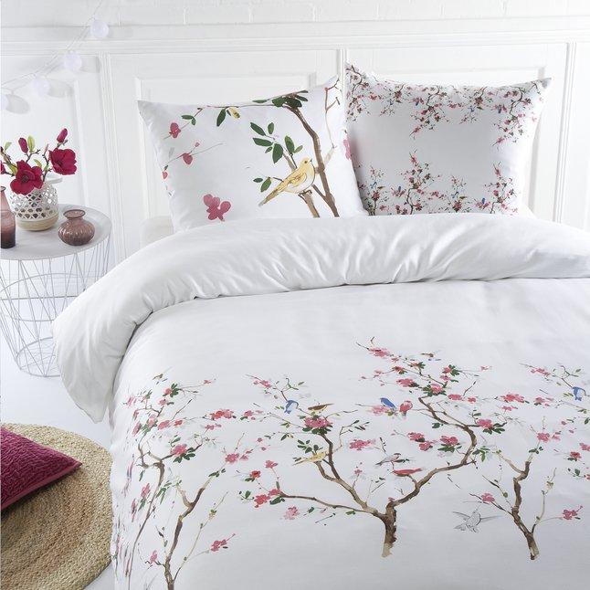 Image pour Papillon Housse de couette Naomi satin de coton 140 x 220 cm à partir de ColliShop