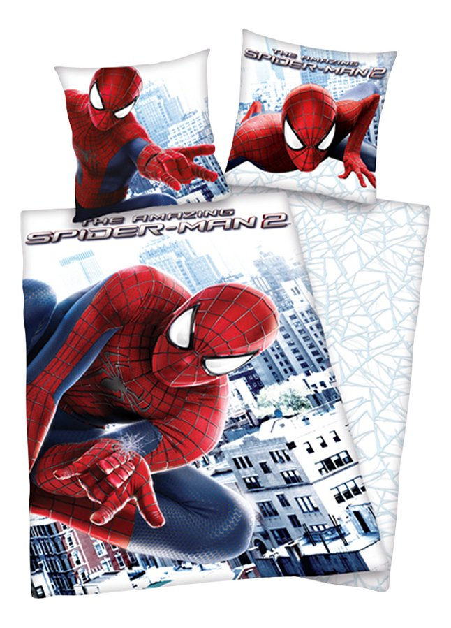 Image pour Housse de couette The Amazing Spider-Man 2 140 x 200 cm à partir de ColliShop