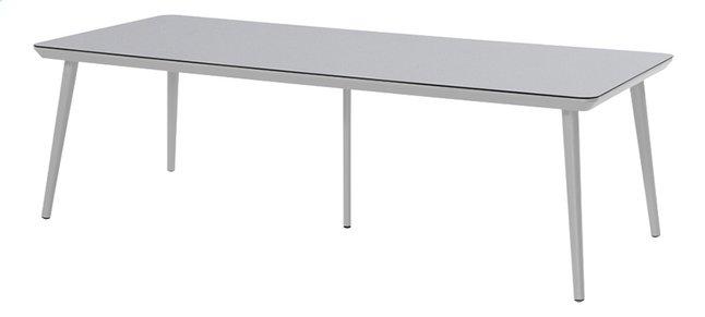 Hartman Tuintafel Sophie Studio lichtgrijs L 240 x B 100 cm