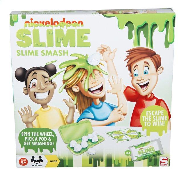 Afbeelding van Nickelodeon Slime Smash from ColliShop