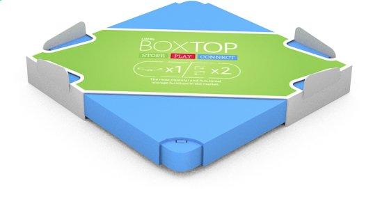 Afbeelding van Chillafish deksel voor Box blauw from ColliShop