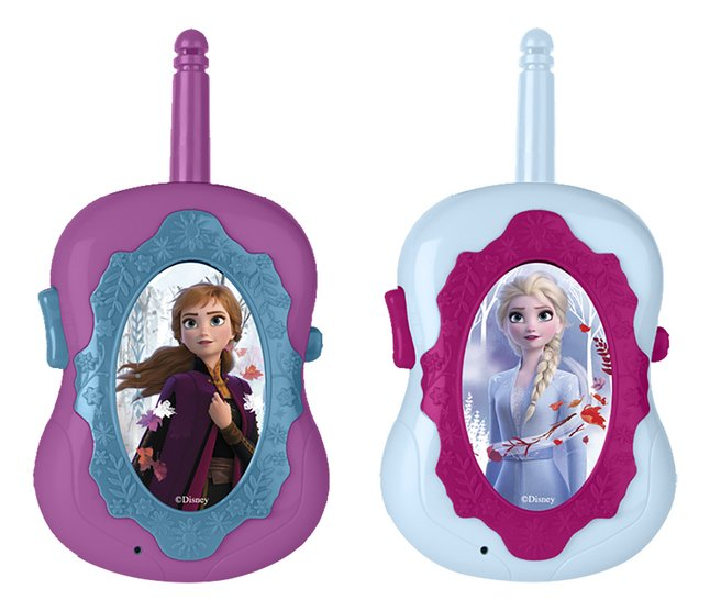 Talkies-walkies Disney La Reine des Neiges 2 Anna & Elsa