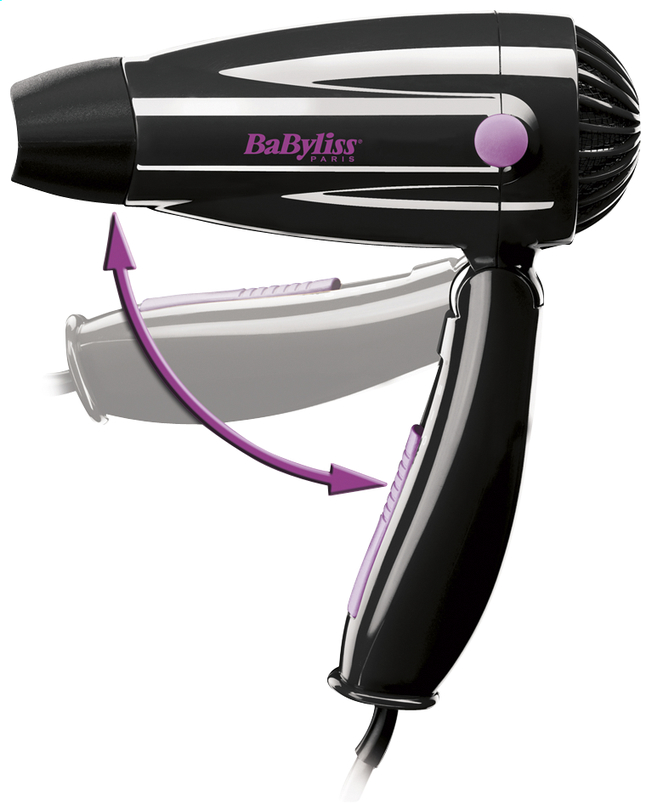 Afbeelding van BaByliss haardroger Travel Compact 5250E from ColliShop