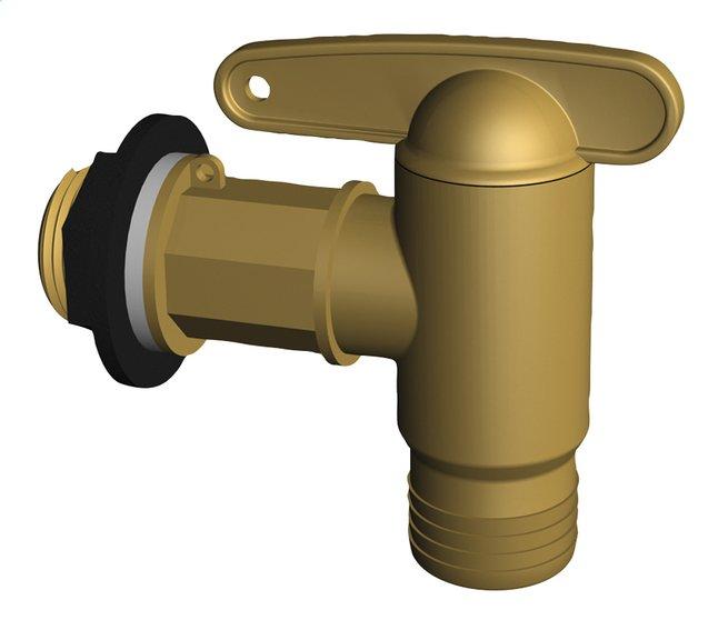 Image pour Garantia Robinet pour tonneau de pluie imitation laiton à partir de ColliShop