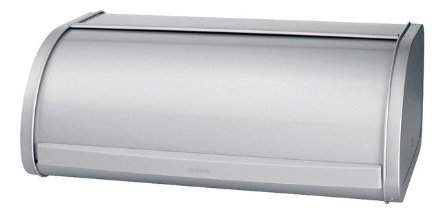 Image pour Brabantia boîte à pain avec couvercle coulissant gris à partir de ColliShop