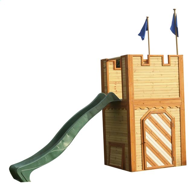 Image pour Maisonnette en bois Château Arthur à partir de ColliShop