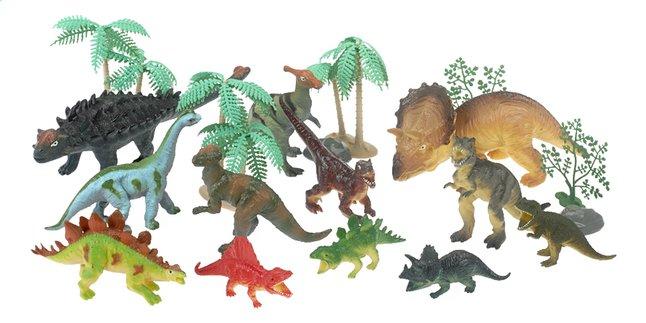 Image pour Tube avec dinosaures 56 cm à partir de ColliShop