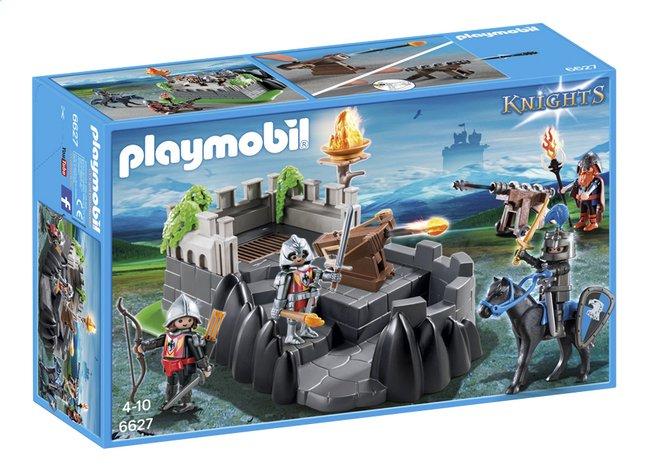Image pour Playmobil Knights 6627 Bastion des chevaliers du Dragon Ailé à partir de ColliShop