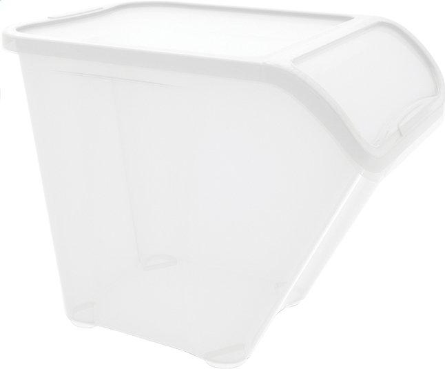 Image pour Kis Boîte de rangement All in blanc 95 l à partir de ColliShop