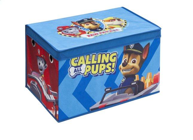 Image pour Coffre à jouets Pat' Patrouille à partir de ColliShop