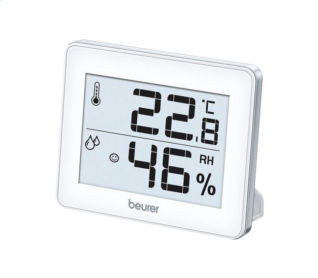 Afbeelding van Beurer thermometer/hygrometer HM16 from ColliShop