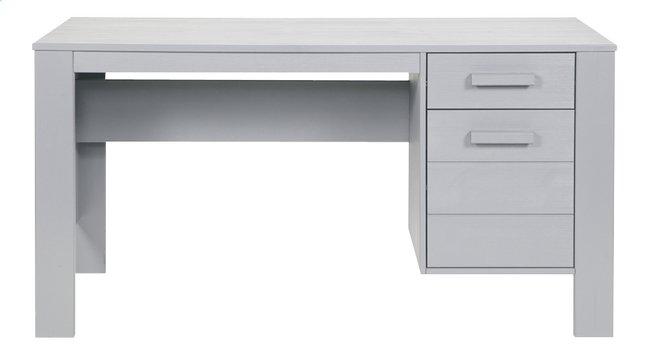 Image pour Bureau Dennis gris béton à partir de ColliShop