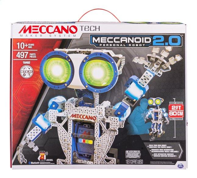Image pour Meccano Tech robot Meccanoid G16 2.0 à partir de ColliShop