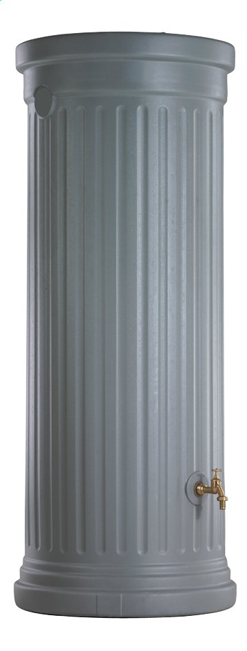 Image pour Garantia Tonneau de pluie Colonne romaine gris 500 l à partir de ColliShop